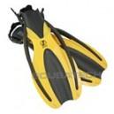 Płetwy Xpower Scubatech żółte s/m